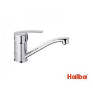Смеситель для кухни HAIBA 004 AGAT 15 см.