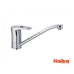 Смеситель для кухни HAIBA 004 CEBA 25 см.