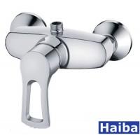 Смеситель для душевой кабины HAIBA 003 HANSBERG НЕРЖ