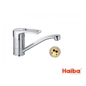 Смеситель для кухни HAIBA 004 HANSBERG 15 см.