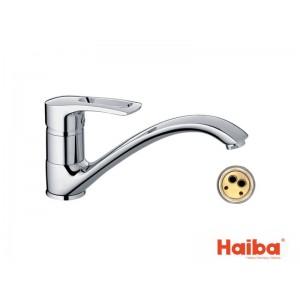 Смеситель для кухни литой HAIBA 012 HANSBERG