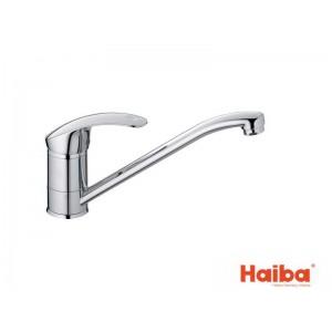 Смеситель для кухни HAIBA 004 MARS 25 см.