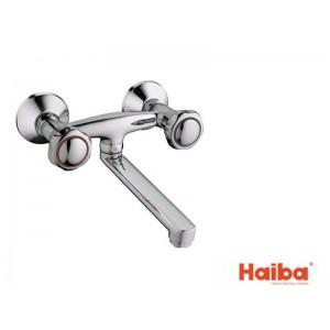 Смеситель настенный для кухни HAIBA 361 MEGA