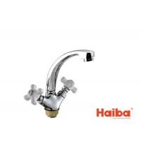 Смеситель для кухни HAIBA 272 ODYSSEY ГАЙКА
