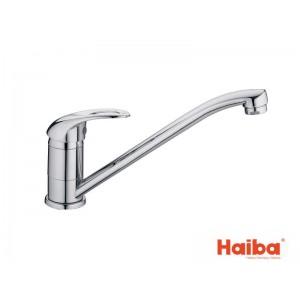 Смеситель для кухни HAIBA 004 PREMIERE 25 см.