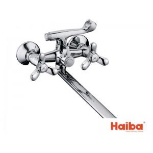 Смеситель для ванны HAIBA 140 VILTA