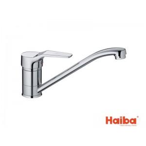 Смеситель для кухни HAIBA 004 ZEON 25 см.