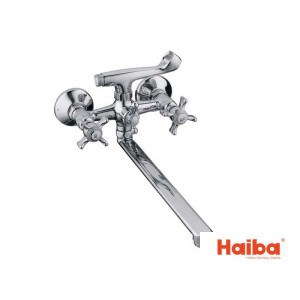 Смеситель для ванны HAIBA 143 ZEUS
