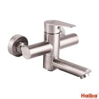 Смеситель для ванны кор HAIBA SUS304 из нержавеющей стали 009 EURO