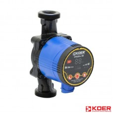 KOER KP.N25/4-180 (Pmin -5Вт) Насос циркуляционный энергосберегающий