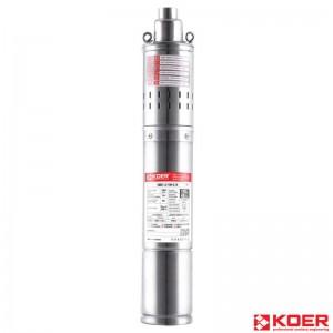 KOER 4QGD 1.2-100-0.75 Насос скважинный шнековый