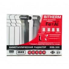 Радиатор биметалический BITHERM 80 Bimetal 80/500 mm