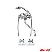 Смеситель для ванны ZERIX D3Q