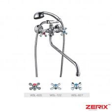 Смеситель для ванны ZERIX DFR-A