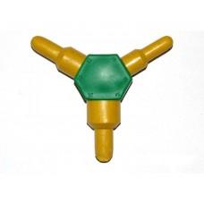 Развертка под металлопласт пластик 16-20-26 мм.