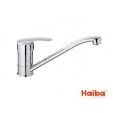 Смеситель для кухни HAIBA 004 AGAT 25 см.
