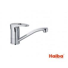 Смеситель для кухни HAIBA 004 CEBA 15 см.