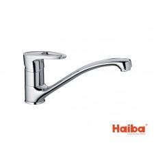 Смеситель для кухни литой HAIBA 012 CEBA