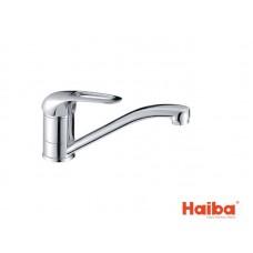 Смеситель для кухни HAIBA 004 COSMOS 15 см.