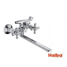 Смеситель для ванны HAIBA 140 DOMINOX EURO