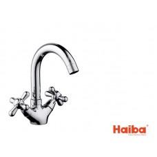 Смеситель для кухни HAIBA 274 DOMINOX