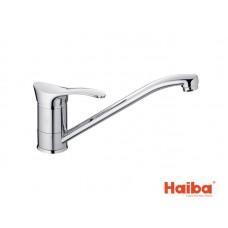 Смеситель для кухни HAIBA 004 ERIS 25 см.