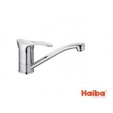 Смеситель для кухни HAIBA 004 ERIS 15 см.