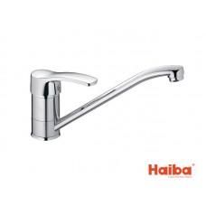 Смеситель для кухни HAIBA 004 FOCUS 25 см.