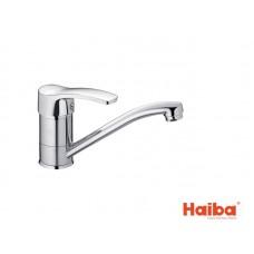 Смеситель для кухни HAIBA 004 FOCUS 15 см.