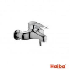 Смеситель для ванны кор HAIBA 009 FOCUS EURO