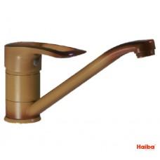 Смеситель для кухни HAIBA 004 HANSBERG COFFEE 25 см.