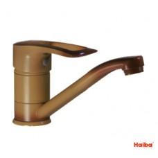 Смеситель для кухни HAIBA 004 HANSBERG COFFEE 15 см.