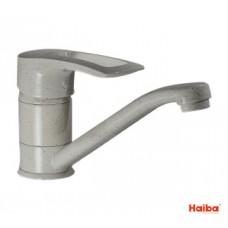 Смеситель для кухни HAIBA 004 HANSBERG MC 15 см.