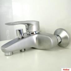Смеситель для ванны кор HAIBA 009 HANSBERG SATIN