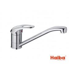 Смеситель для кухни HAIBA 004 LUXOR 25 см.