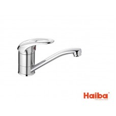 Смеситель для кухни HAIBA 004 LUXOR 15 см.