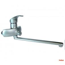 Смеситель для ванны HAIBA 006 MARS SATIN EURO