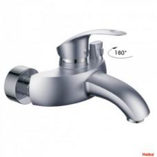 Смеситель для ванны кор HAIBA 009 MARS SATIN EURO