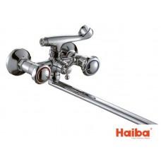 Смеситель для ванны HAIBA 143 MEGA