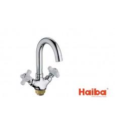 Смеситель для кухни HAIBA 274 ODYSSEY ГАЙКА