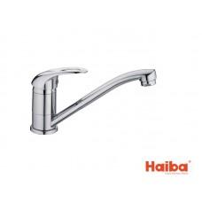 Смеситель для кухни HAIBA 004 PREMIERE 15 см.
