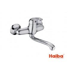 Смеситель настенный для кухни HAIBA 005 PREMIERE