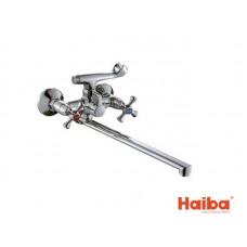 Смеситель для ванны HAIBA 140 SMES