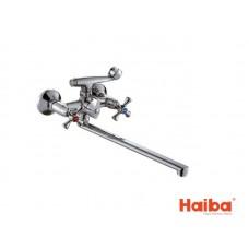Смеситель для ванны HAIBA 150 SMES