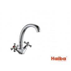 Смеситель для кухни HAIBA 273 SMES