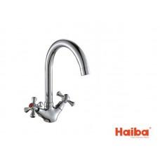 Смеситель для кухни HAIBA 275 SMES