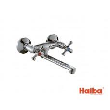 Смеситель настенный для кухни HAIBA 361 SMES