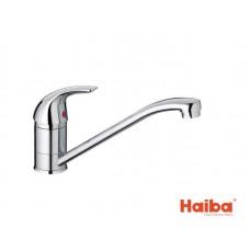 Смеситель для кухни HAIBA 004 VIOLET 25 см.