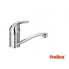 Смеситель для кухни HAIBA 004 VIOLET 15 см.