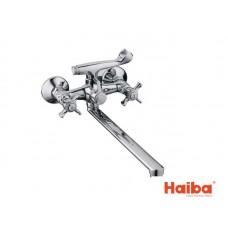 Смеситель для ванны HAIBA 140 ZEUS